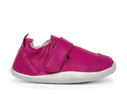 BOBUX-Scarpina Step-Up Xplorer Go - Fragola - Super flessibile per Giocare all'Aperto