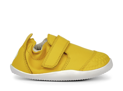 BOBUX-Scarpina Step-Up Xplorer Go - Limone - Super flessibile per Giocare all'Aperto