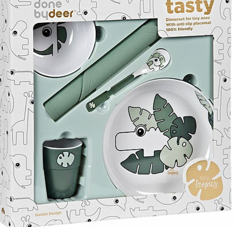 Lista#029 | set pappa done by deer tiny tropics