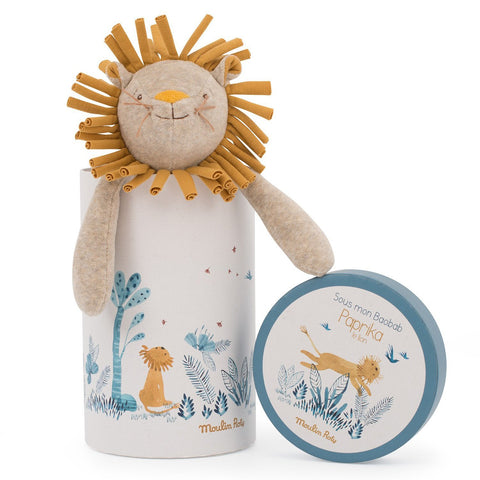 Lista#011 | Peluche leoncino Moulin Roty
