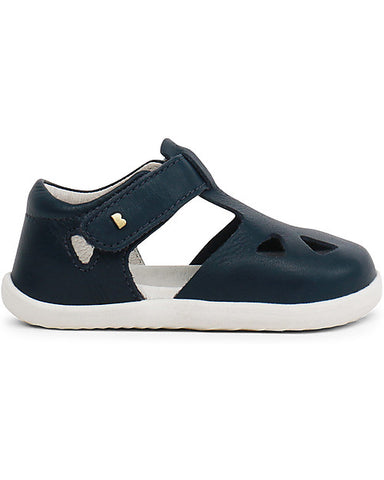Sandalino Step-Up Zap - Blu navy- Super flessibile per i primi passi!