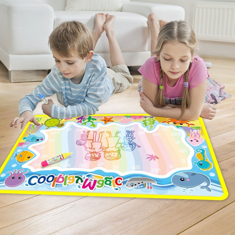 Magic Water Painting Mat