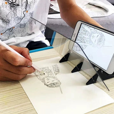 Easy Optical Drawing Mirror