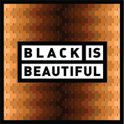BLACK IS BEAUTIFUL American Imperial Stout, 10.0%
