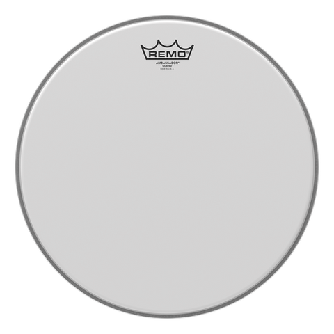 "Remo Ambassador 10"" Coated"