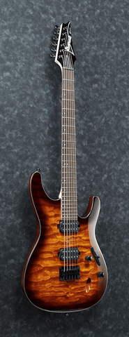 Ibanez S621QM  Dragon eye burst