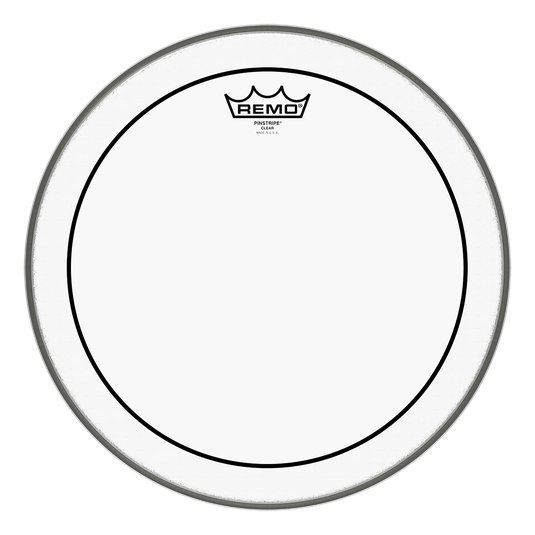 "Remo Pinstripe 22"" Clear Bass Drum Head"