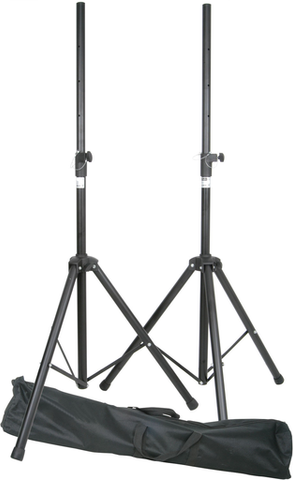 Speaker Stands with bag - QTX