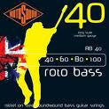 RB40 4 String Bass Guitar Strings