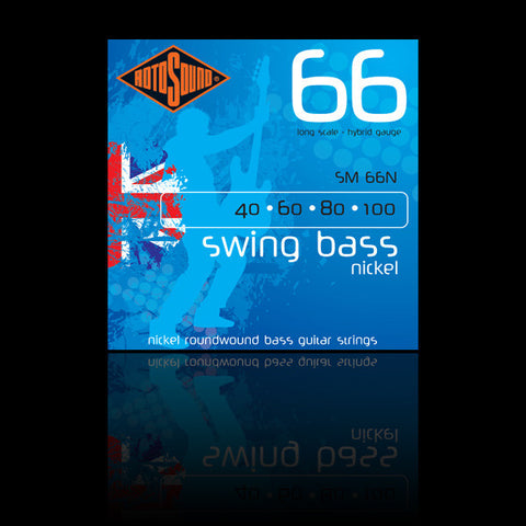 SM66N 4 String Bass Strings