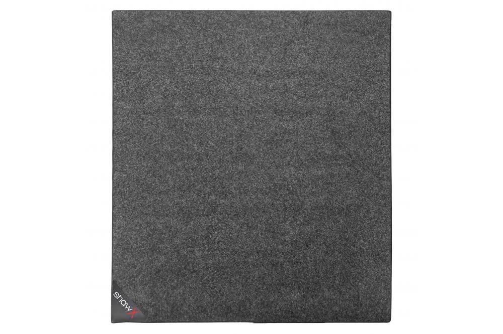 Drum Mat heavy duty charcoal