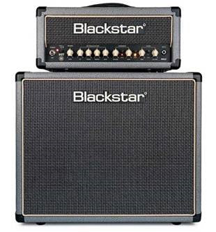 BLACKSTAR HT5 HEAD AND CAB - Ltd Availability Bronco Grey