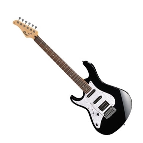 Cort G250 left handed electric guitar GLOSS BLACK