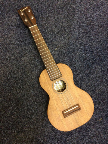 Pono all solid soprano ukulele