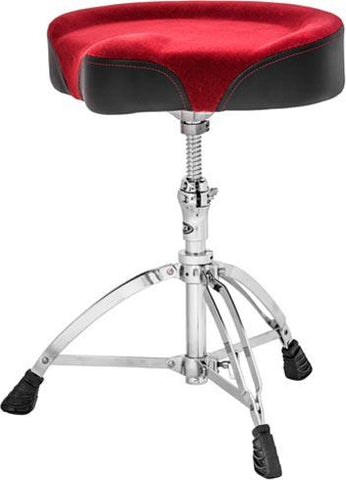 Mapex T65A Motorcycle Red Drum Throne