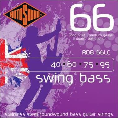 RDB 66LC Double Ball End Bass Strings