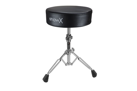 Heavy duty standard round drum stool