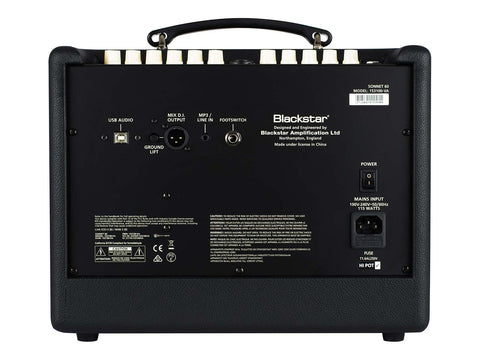 Blackstar Sonet 60 watt acoustic amp