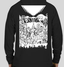Load image into Gallery viewer, Barbarians of the Ruined Earth Hoodie