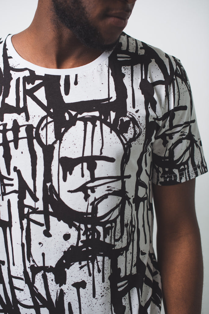 Venour Dripping Tee
