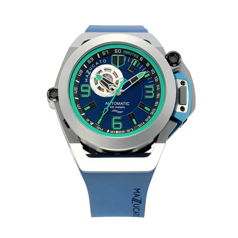 RIM Scuba Ø48mm - Blue Green
