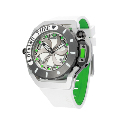 RIM Scuba Ø48mm - White Green