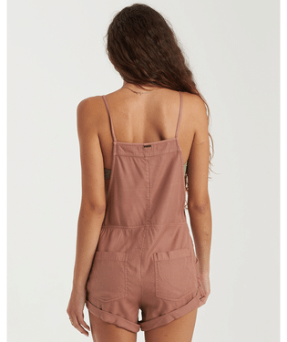 Wild Pursuit Short Overall - Nutmeg