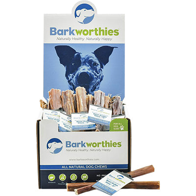 Barkworthies Beef Gullet Sticks 6in