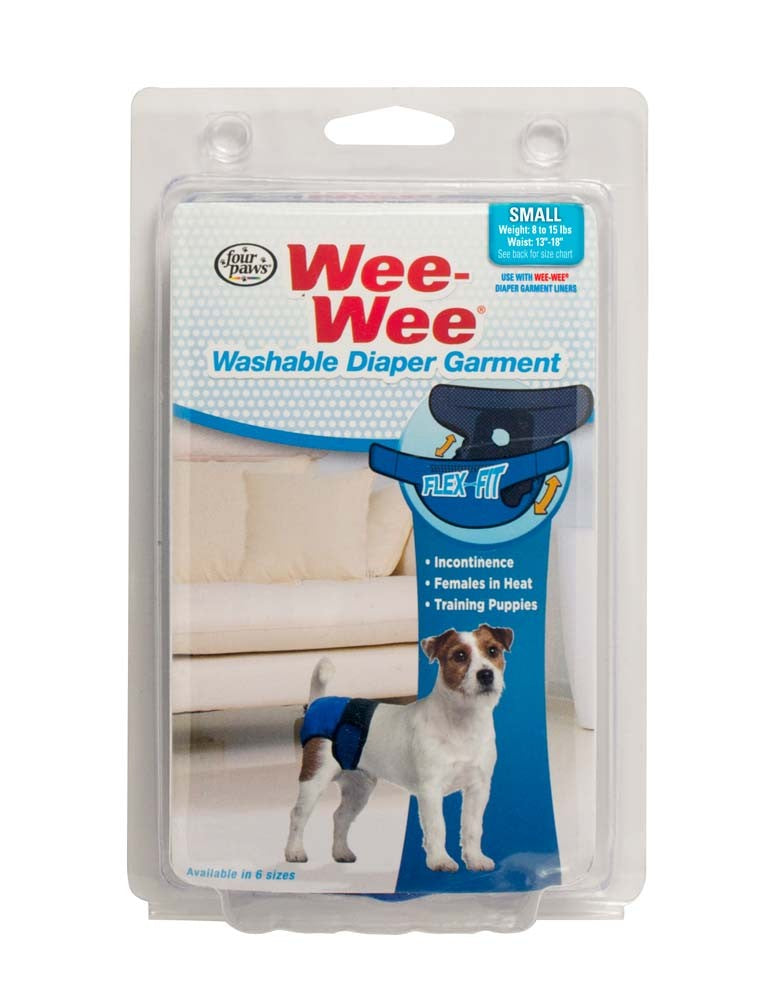 Four Paws Wee Wee Diaper Garment Small