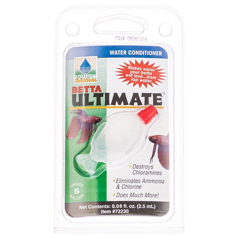 Hikari Betta Ultimate Water Conditioner - .08 oz - 2.5 mL
