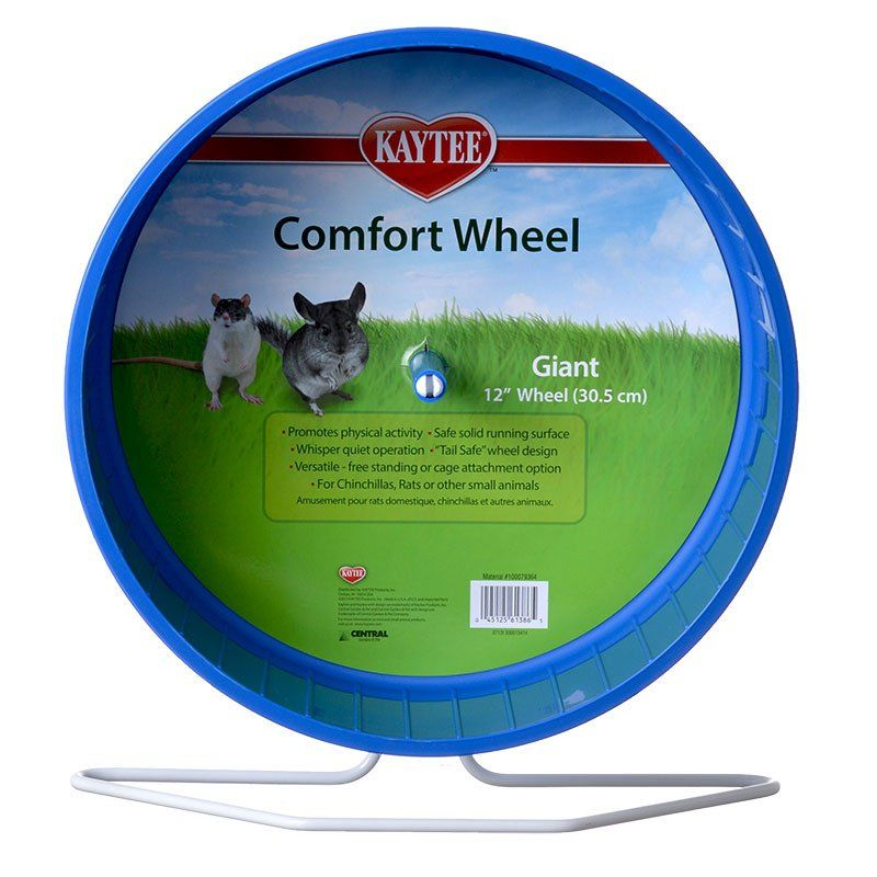 "Kaytee Comfort Wheel - Giant (12"" Diameter)"