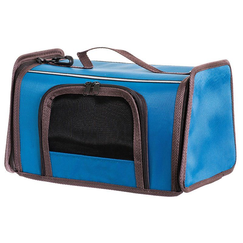 "Kaytee Come Along Carrier - Medium - Assorted Colors - (13.5""L x 9""W x 8.5""H)"