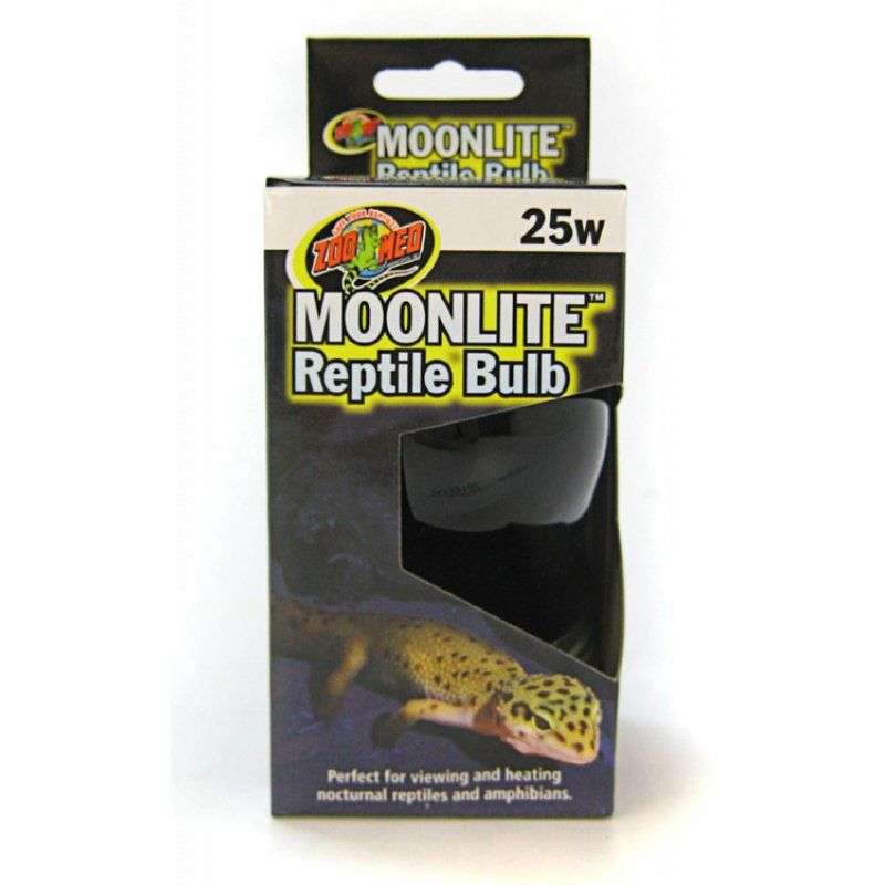 Zoo Med Moonlight Reptile Bulb - 25 Watts