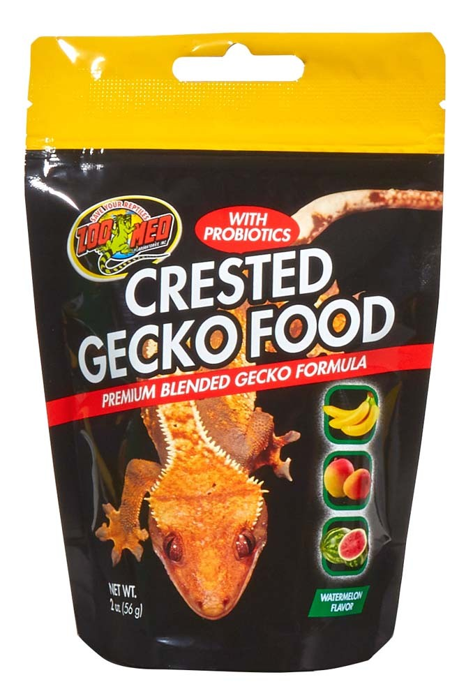 Zoo Med Crested Gecko Food Premium Blended Watermelon 2oz