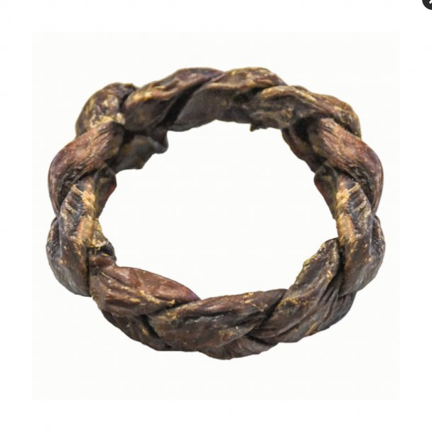 Redbarn Fetcher Braided Ring 18ct