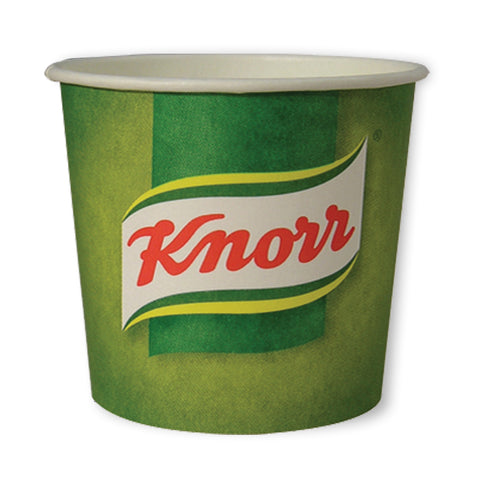 Knorr Soup Incup (Paper 76mm)