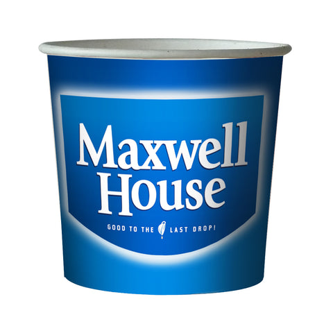 Maxwell House Coffee Incup (Paper 76mm)