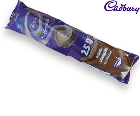 Cadbury's Hot Chocolate Incup Drinks