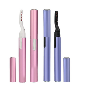 Electric Heated Eyelash Curler Pen