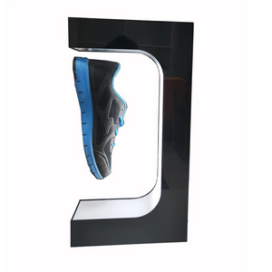 Magnetic Levitating shoe Holder