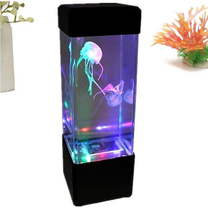 Jellyfish Lava Lamp
