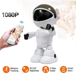 Fredi Wireless Security Robo