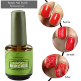 Soak-Off Gel Nail Polish Remover