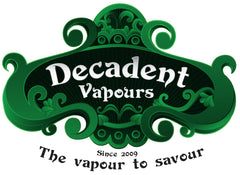purplebox vapours presents decadent vapours e-liquids