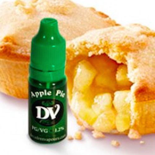 decadent vapours apple pie from purplebox vapours
