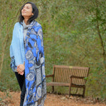 Nature is my zen place - modal scarf