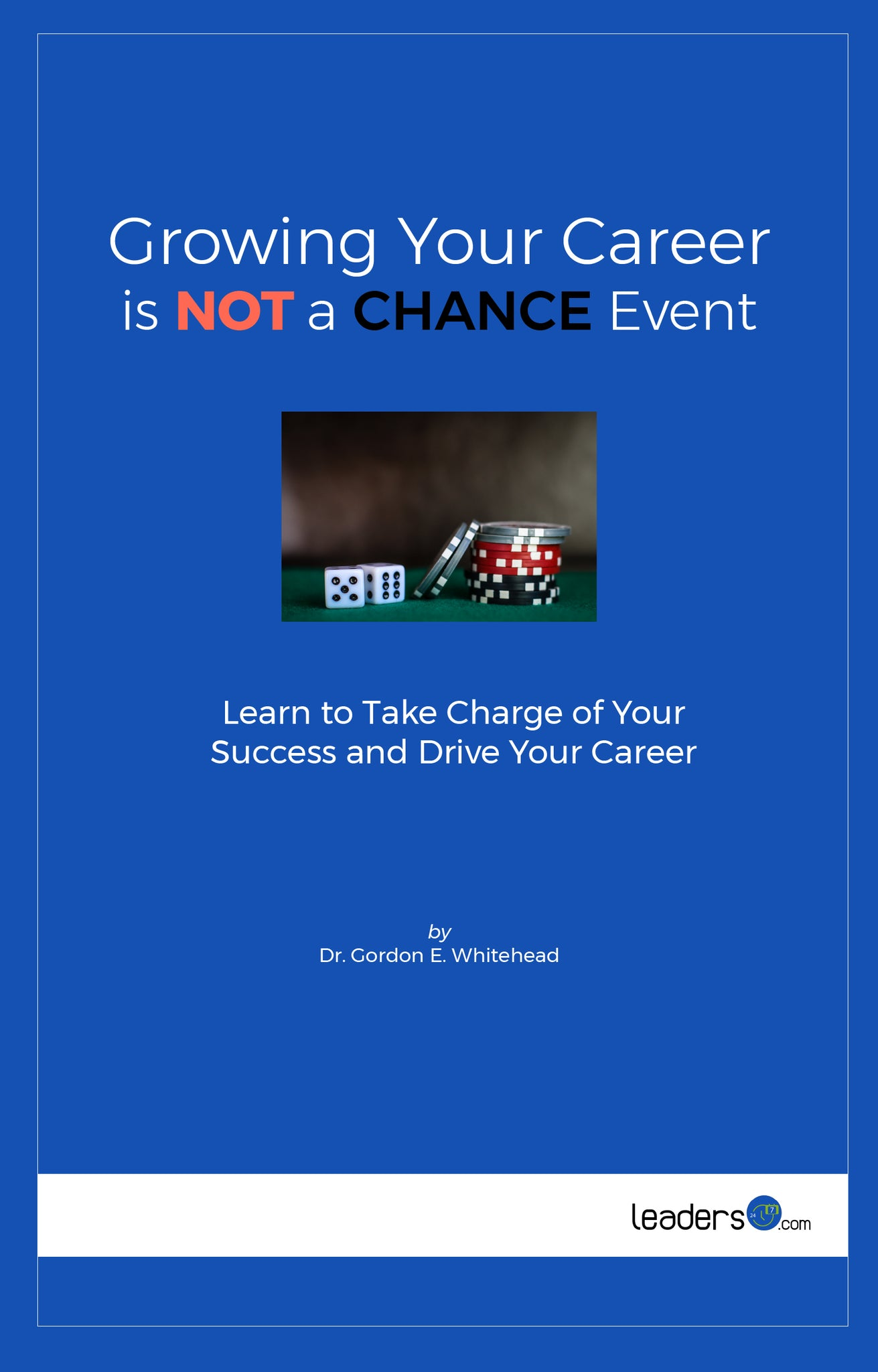 Your Career is NOT a Chance Event