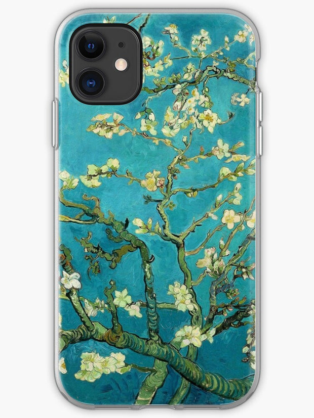Almond Blossoms by Vincent Van Gogh  iPhone 11 case