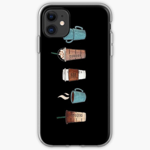Barista Monster iphone 11 case