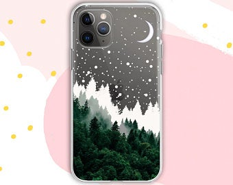 Forest In Sweater iPhone 11 case